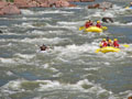 Rafting in the Gorge