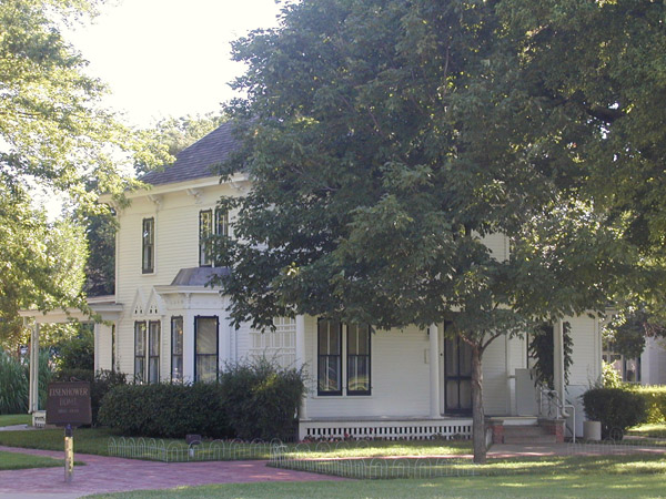 Eisenhower Home