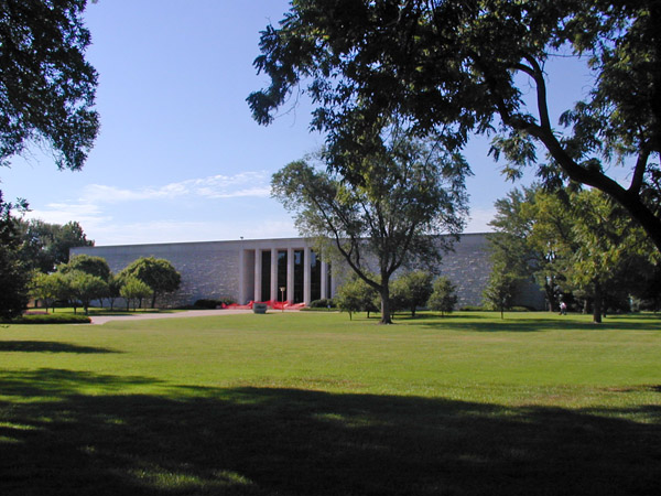 Eisenhower Presidential Library