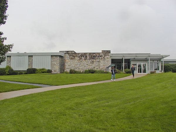 Antietam visitor center