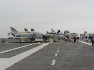 Planes from the USS Lexington (2)